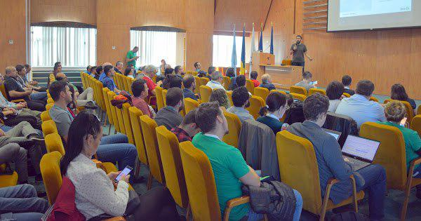 Public speaking - WordCamp talk